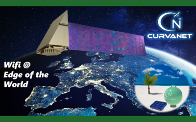 Globe buddies up with CurvaNet to improve remote access via satellite